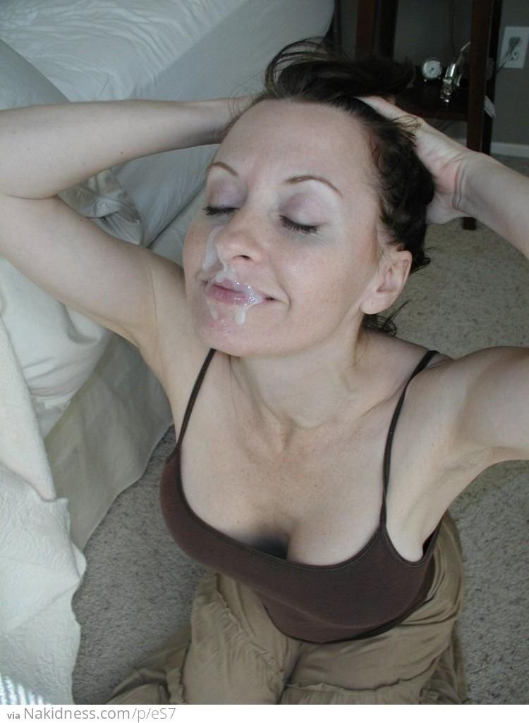 мамки в сперме фото